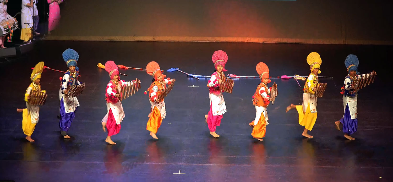 DC Metro Punjabi Arts Academy Juniors @ Flower City Bhangra 2019